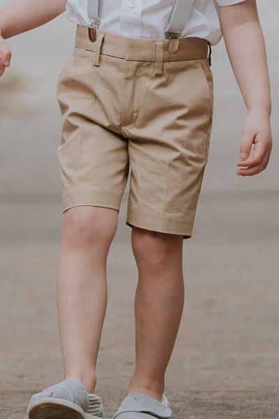 JCrew boys suit shorts. Page boy outfit.