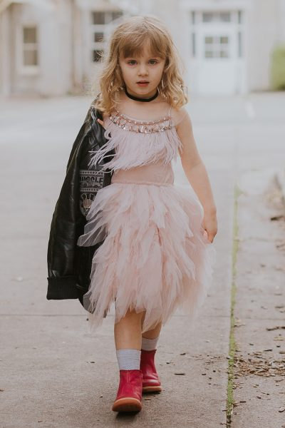 Tutu du Monde Swan Queen Tutu Dress. Flower girl dress or girls party dress.