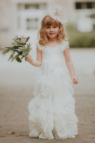Dollcake Eternity Frock flower girl dress